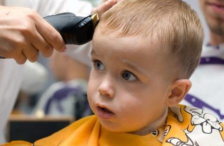 машинка для стрижки волос для детей