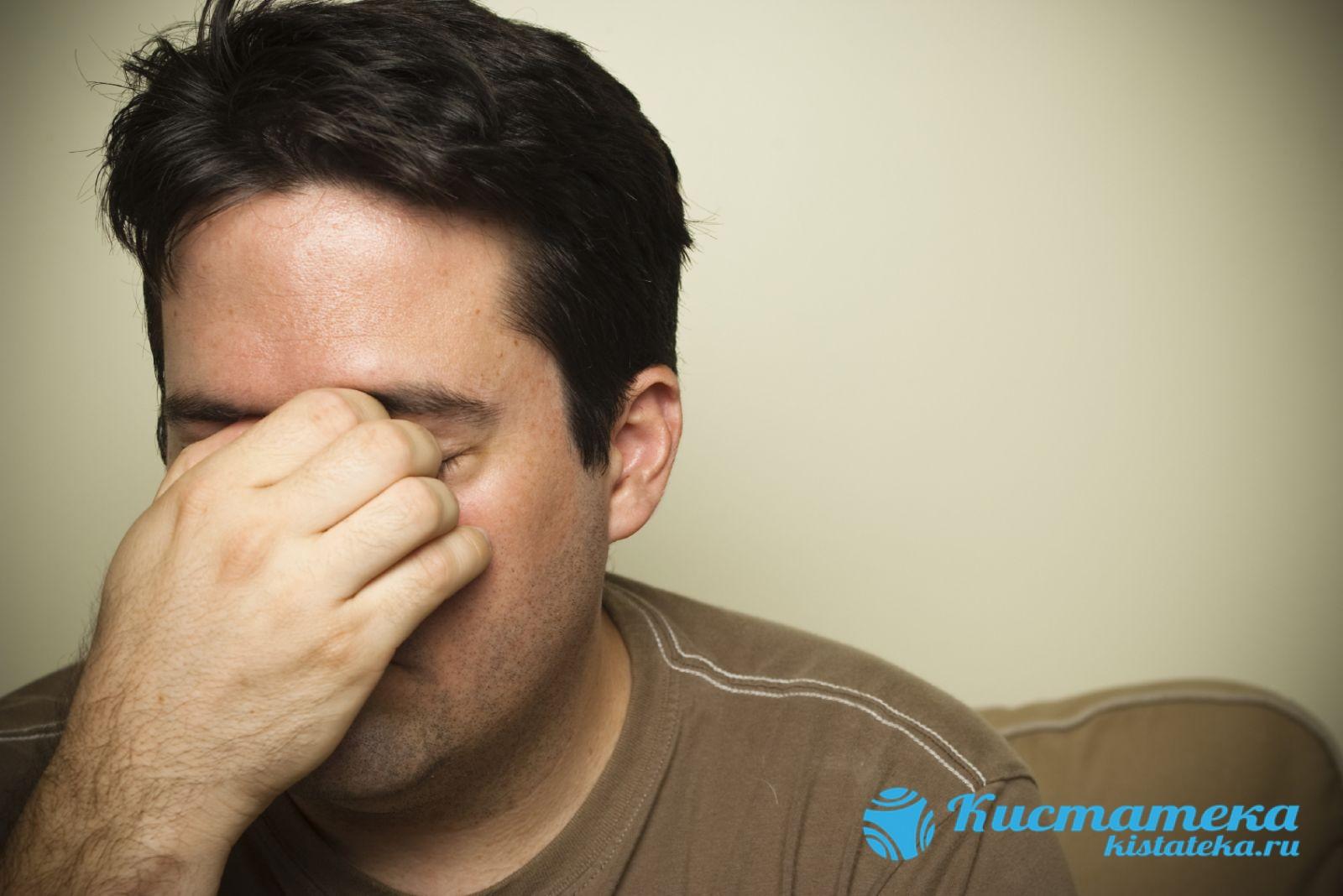 Среди часты заболеваний можно выделить кисту гайморовой пазуи