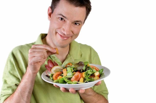 Питание играет большую роль при лечении ишемической болезни