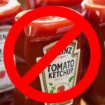 нельзя кетчуп