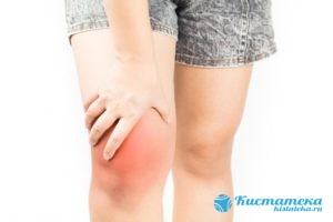Травмы, ушибы, переломы могут стать причиной