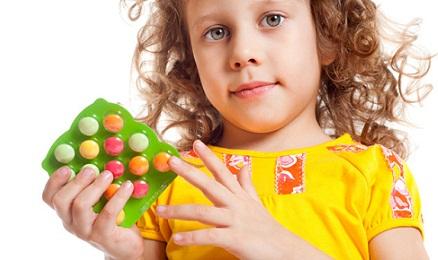 итамины для роста волос для детей