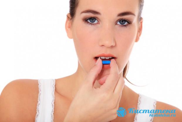 Используют гормональные препараты
