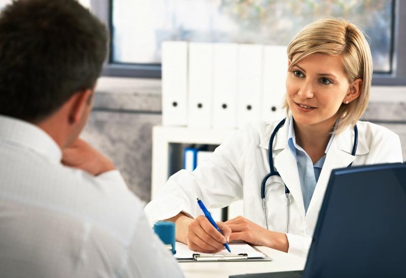 Регулярное наблюдение у врача