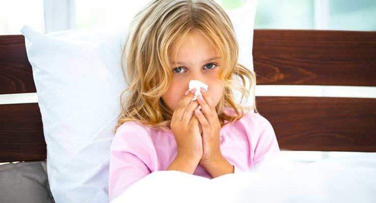 аллергия на пух у ребенка