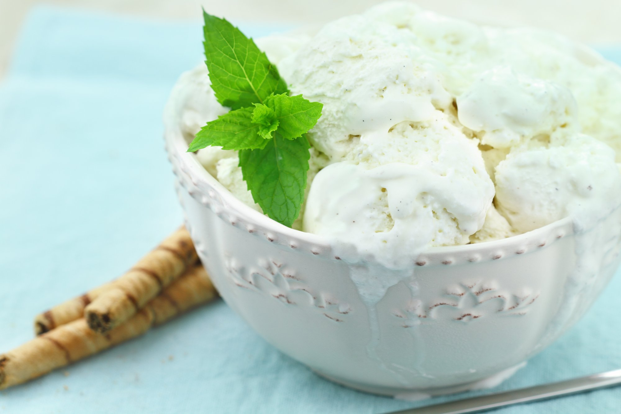Мороженое помогает укрепить кости, стабилизировать артериальное давление