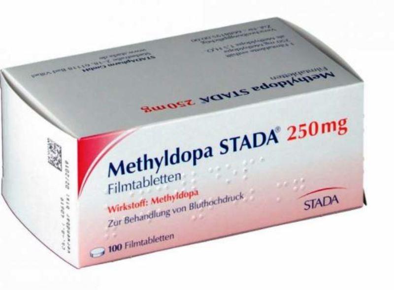 Метилдопа