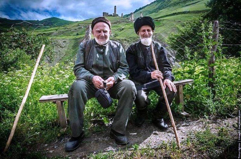 Горные долгожители