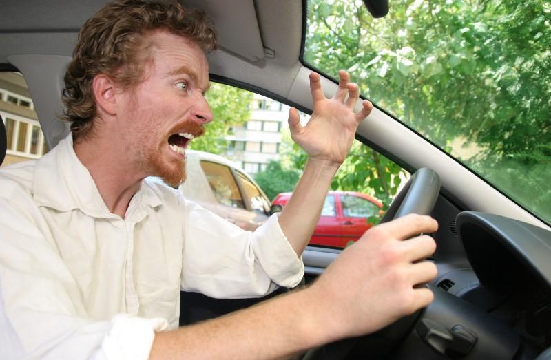 Вождение в стрессовом состоянии