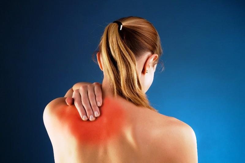 Боль отдающая в левое плечо