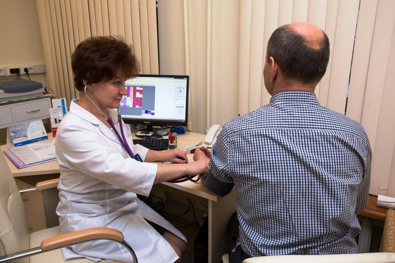 Пациент старшей возрастной группы