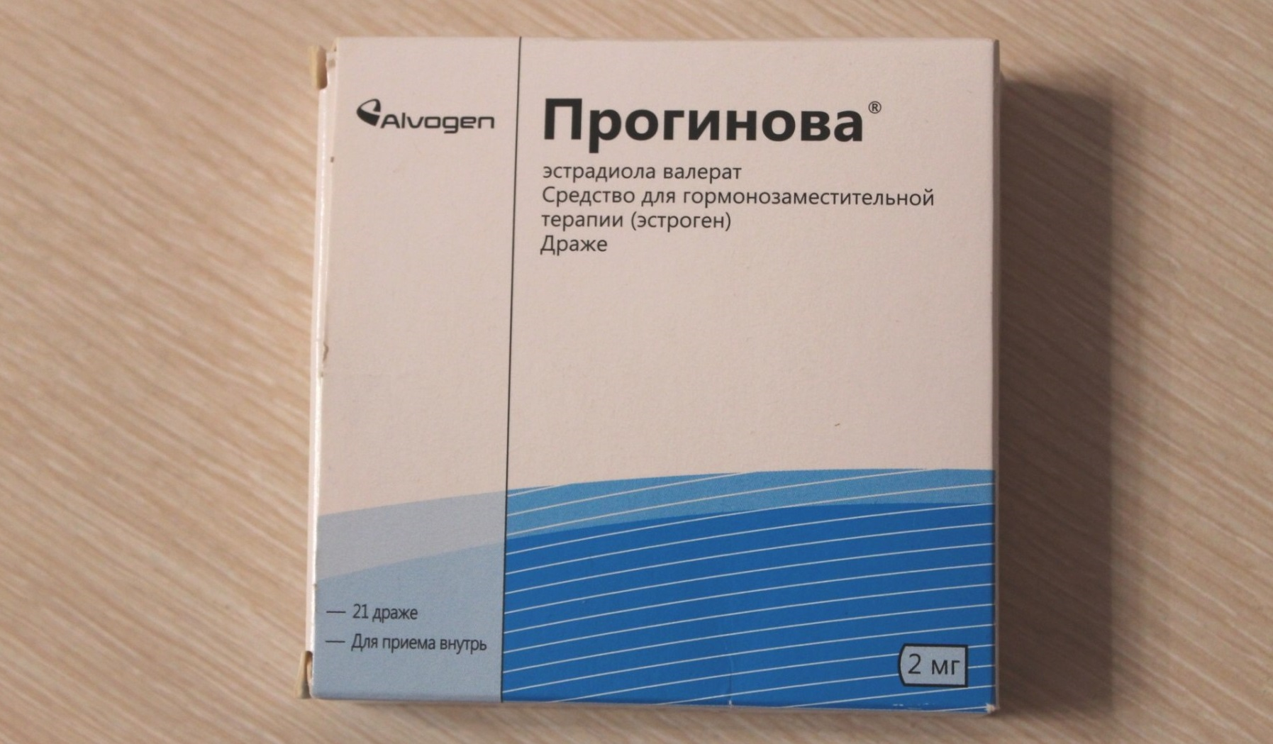 препарат прогинова при овуляции