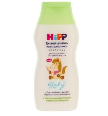 Hipp шампунь детский