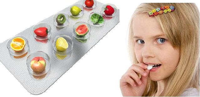 Какие витамины нужны для волос для детей