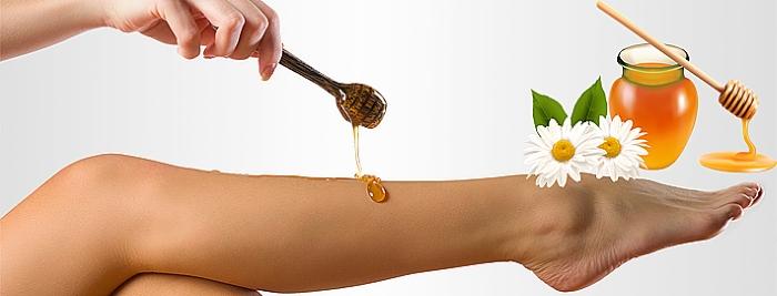 Ретикулярный варикоз - лечение мёдом