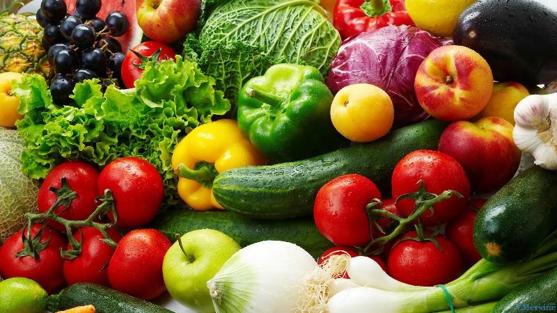 Фруктов-овощная диета