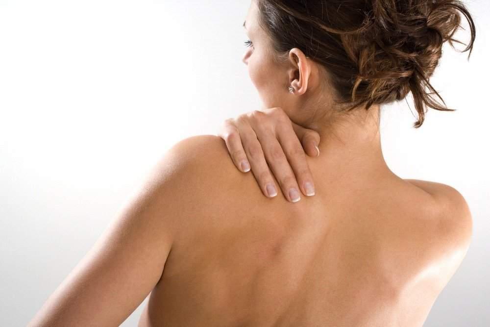 симптоматика остеохондроза плечевого сустава