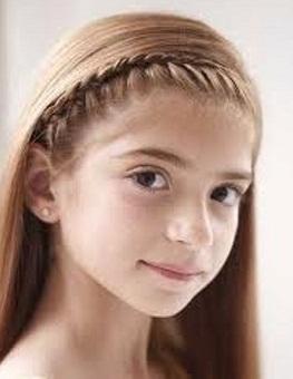 Красивые прически для детей на короткие волосы праздничные варианты!