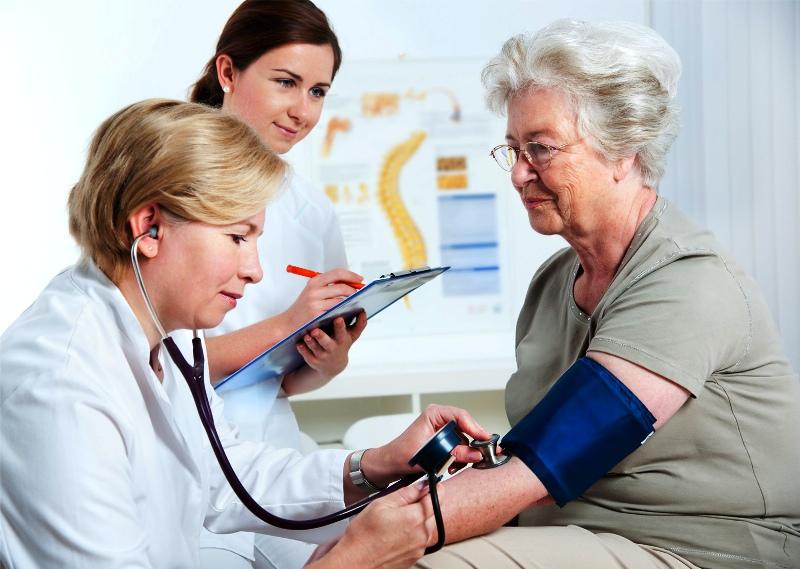 На приеме у врача-кардиолога