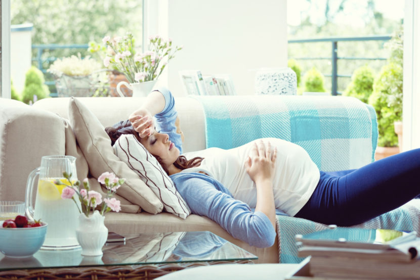 Вегето-сосудистая дистония при беременности