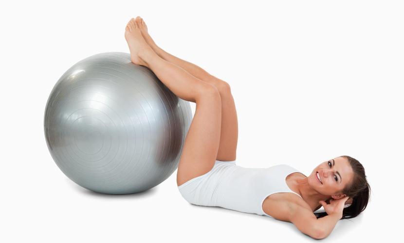 Упражнения при ПТФС ног