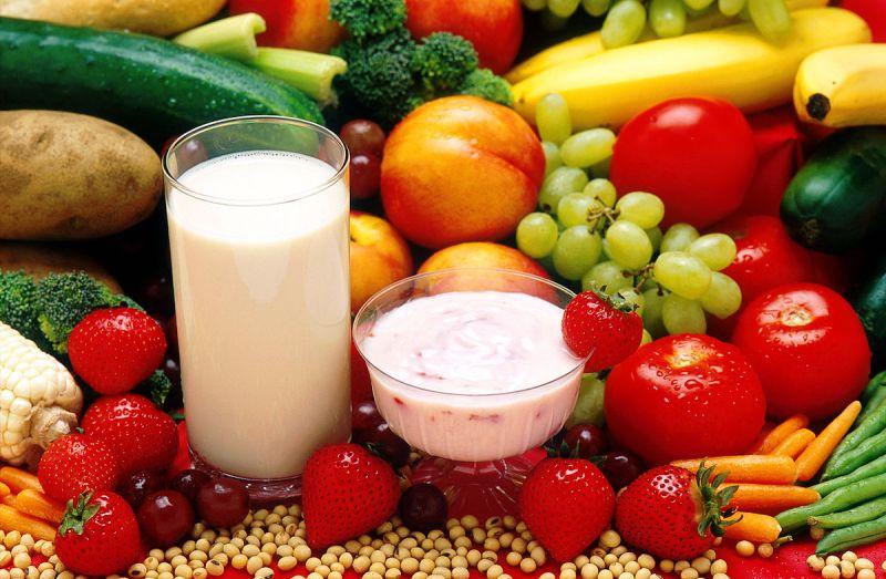 Продукты входящие в состав вегетарианской диеты