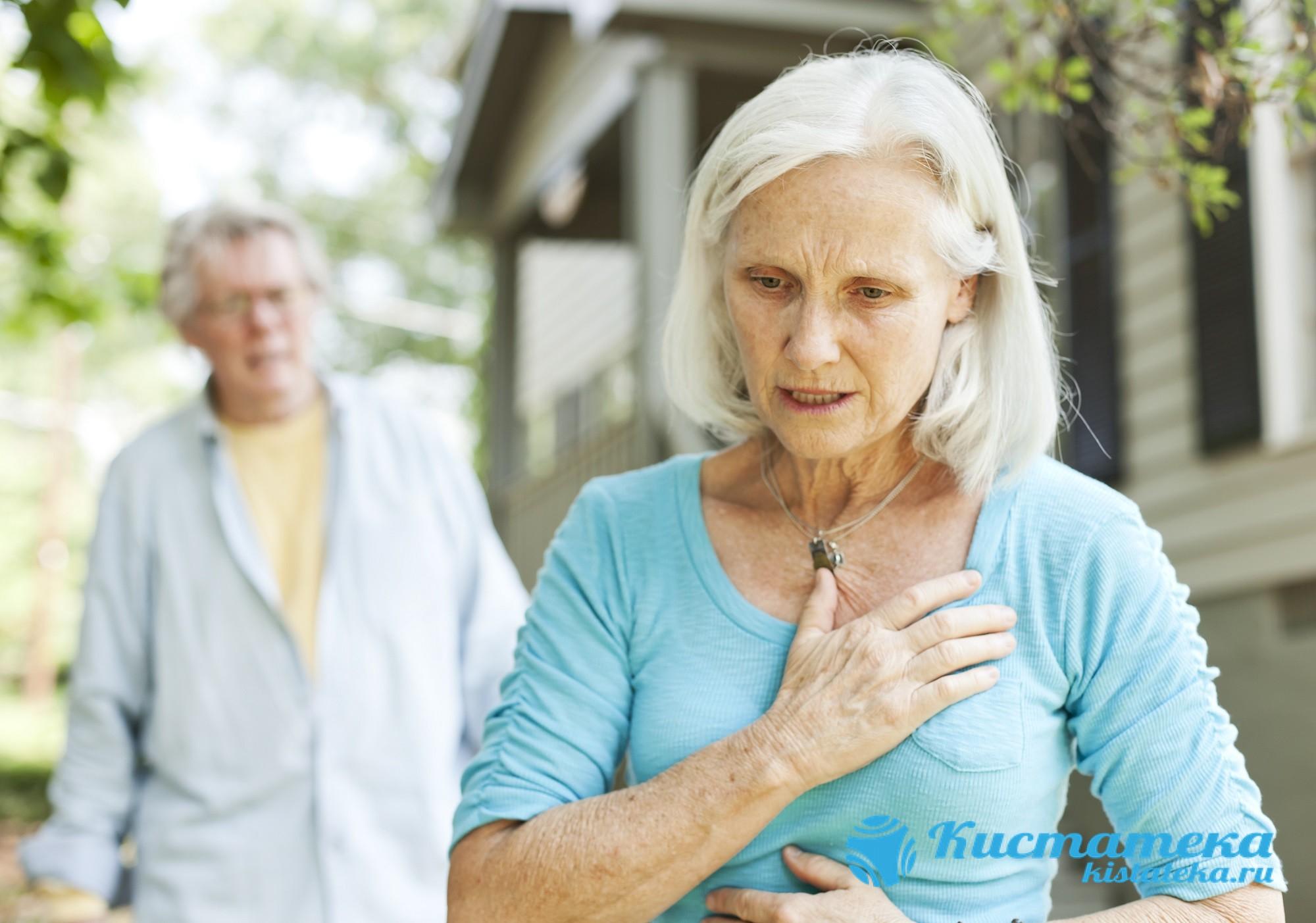 Патологии в области сердца могут привести к разнообразным нарушениям