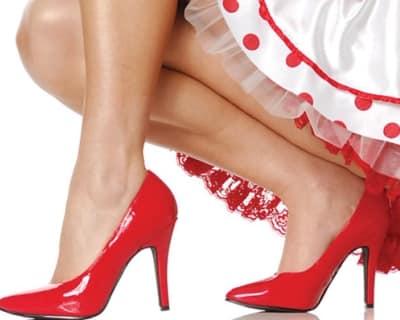 Неправильная обувь – причина появления натертости