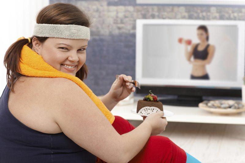 Ожирение может спровоцировать развитие гипертонии