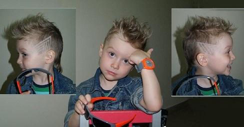 Как правильно стричь волосы машинкой у ребенка