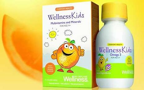витамины для волос детям