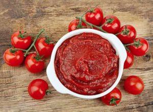 паста из томатов