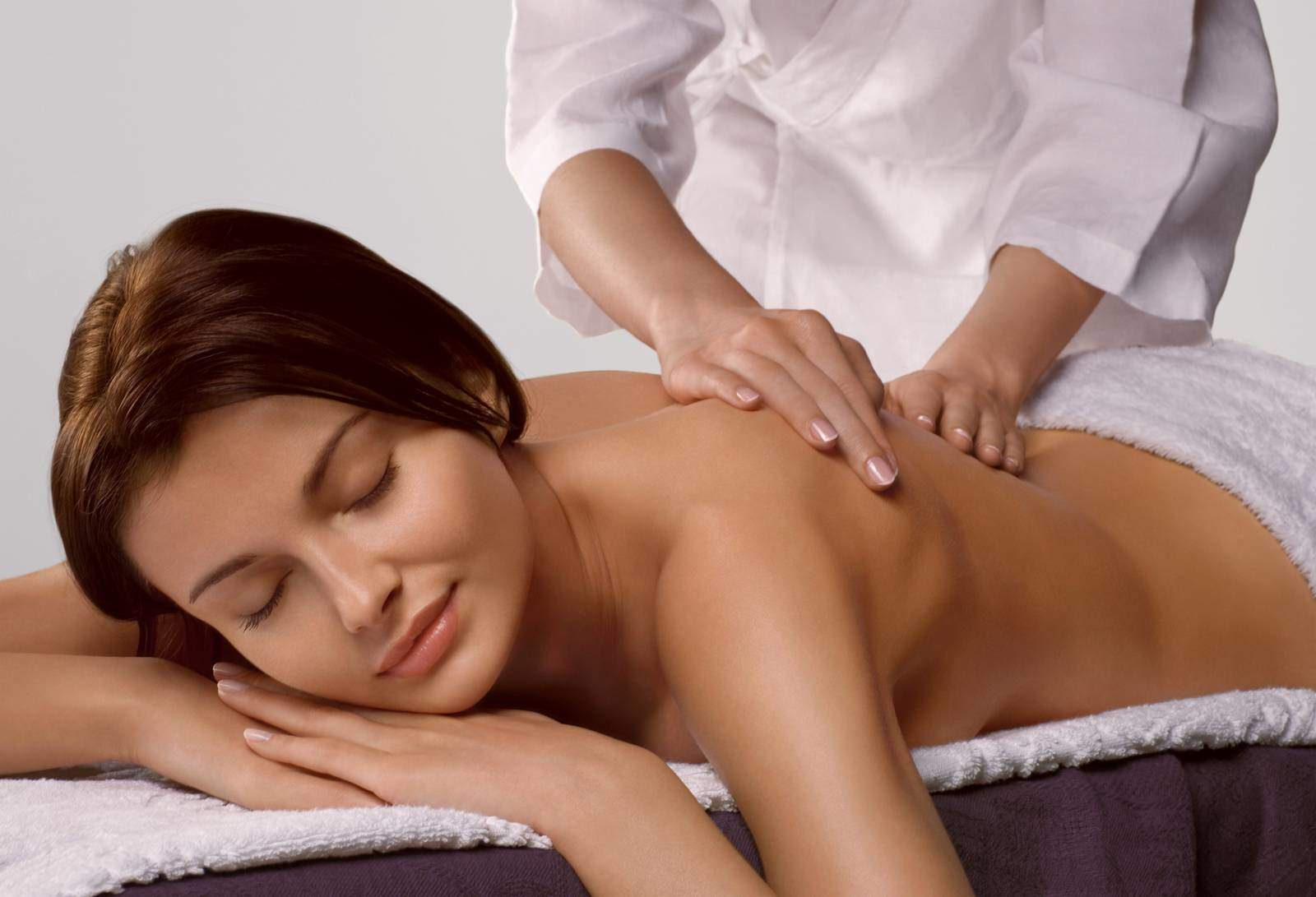массаж от остеохондроза