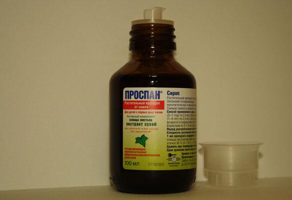 Инструкция по применению Проспана: сироп, капли, таблетки, раствор