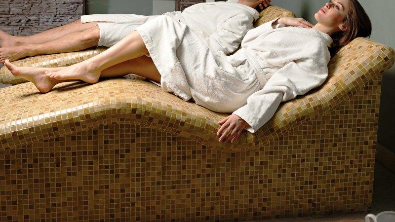 Расслабляющий и успокаивающий эффект бани
