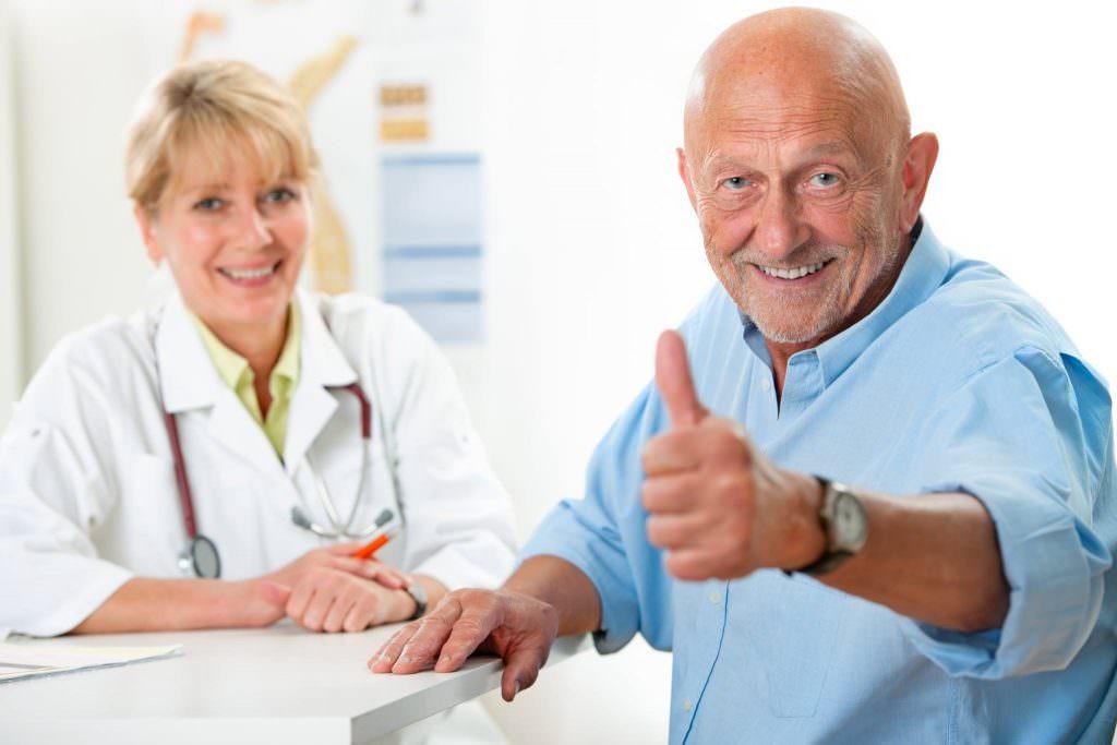 Любое лечение должен назначать специалист