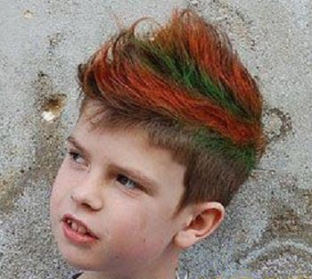 Красить ли волосы ребенку