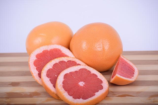грейпфрут, аллергия на цитрусовые