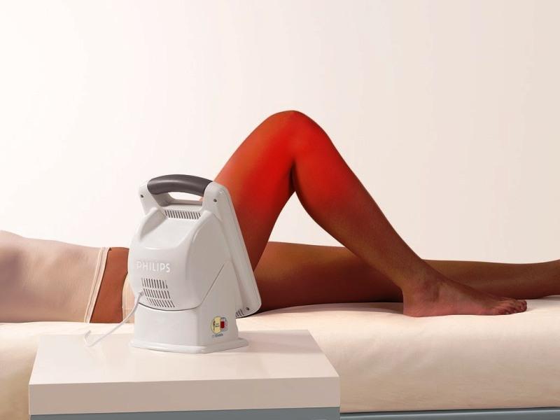 Инфракрасное облучение ног