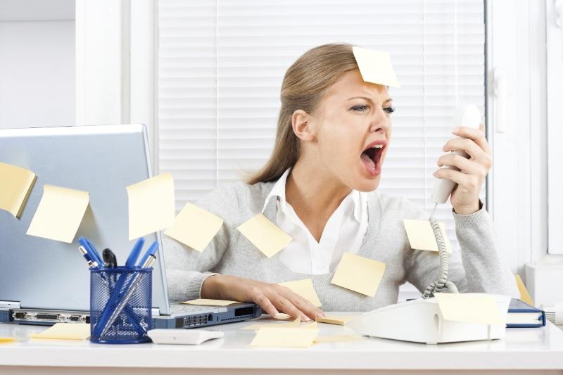 Стрессовая ситуация и как следствие подъем АД