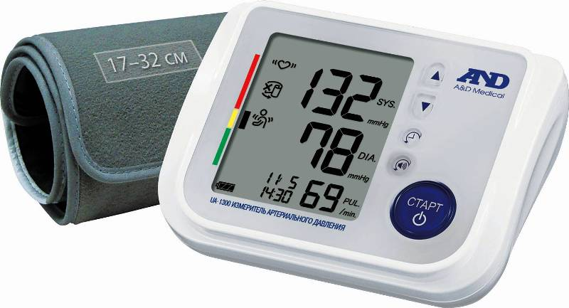 Тонометр для домашнего измерения давления