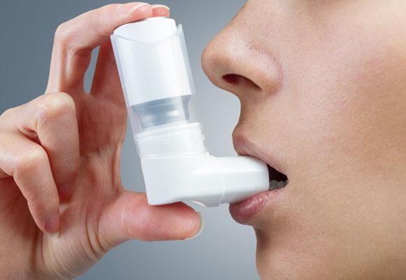 Ингалятор для лечения насморка