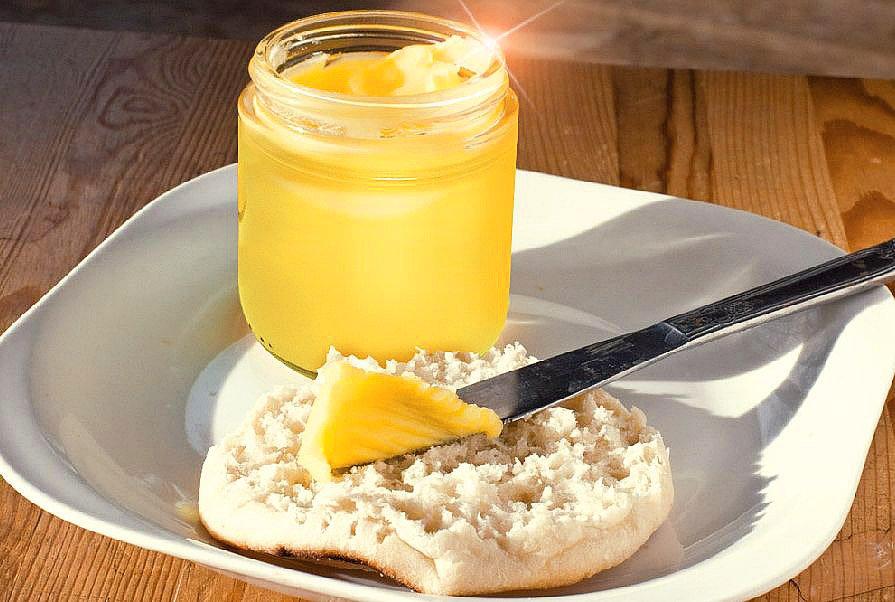 Топленое масло разрешается кушать с полугодовалого возраста