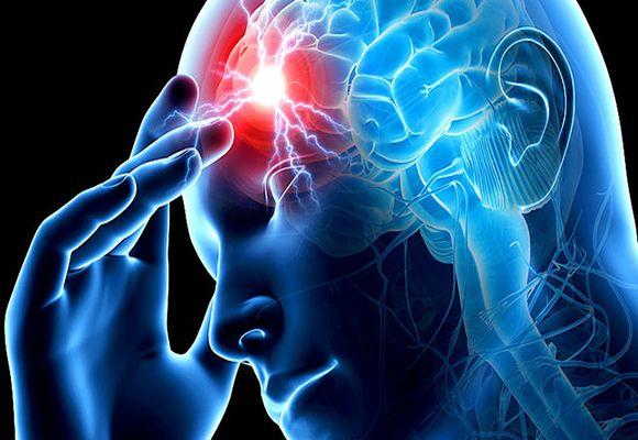 Вена в головном мозге