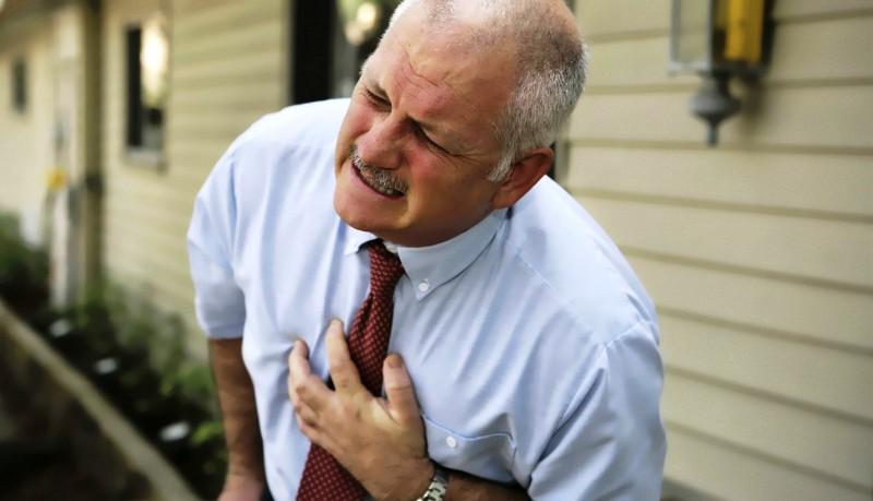 Одышка и грудная боль