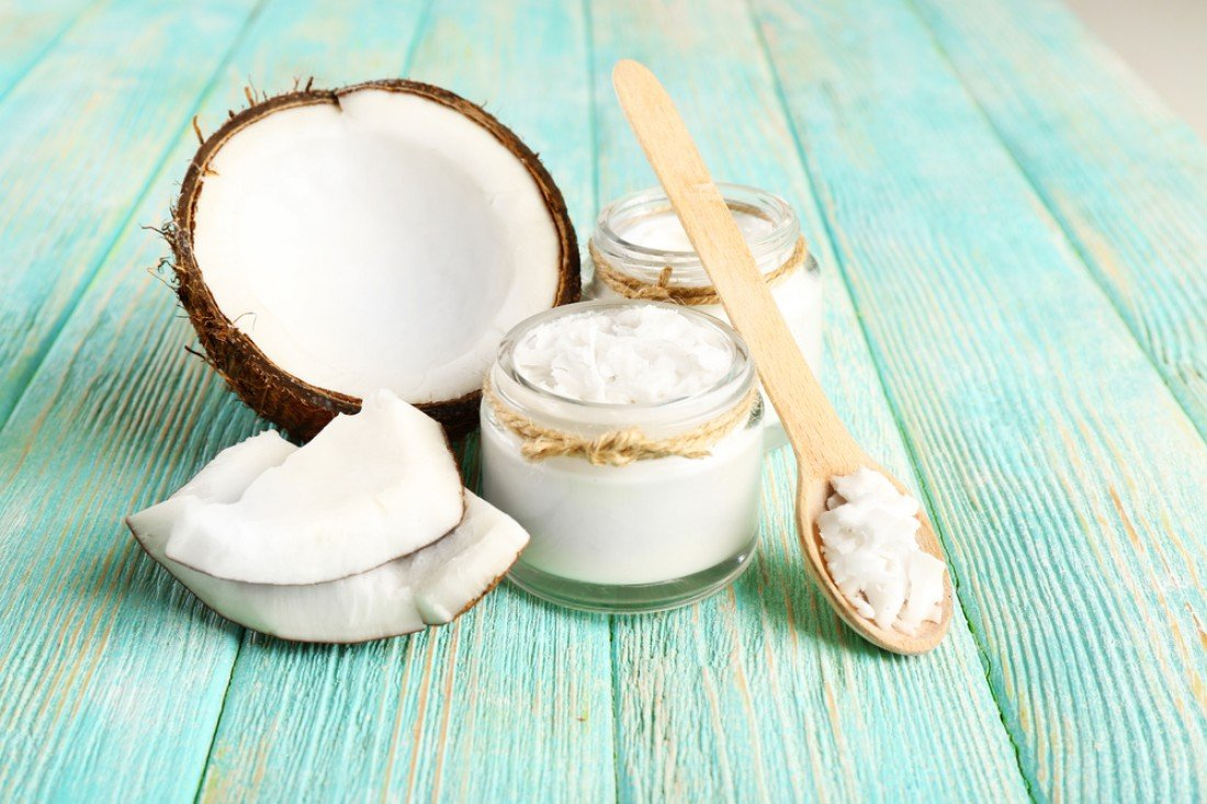 В состав кокосового масла имеются витамины и минералы, которые выполняют разные функции для здоровья