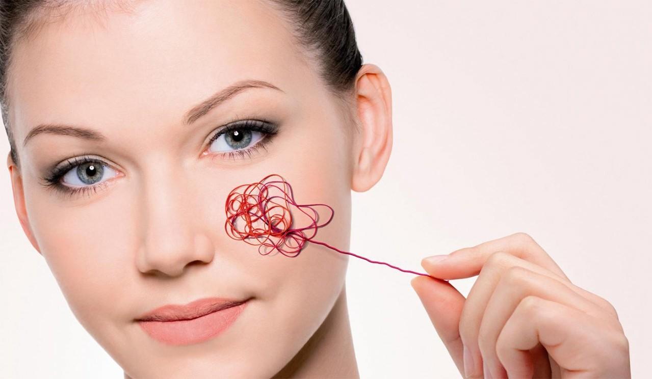 Купероз на лице - фото стадий болезни и методы лечения