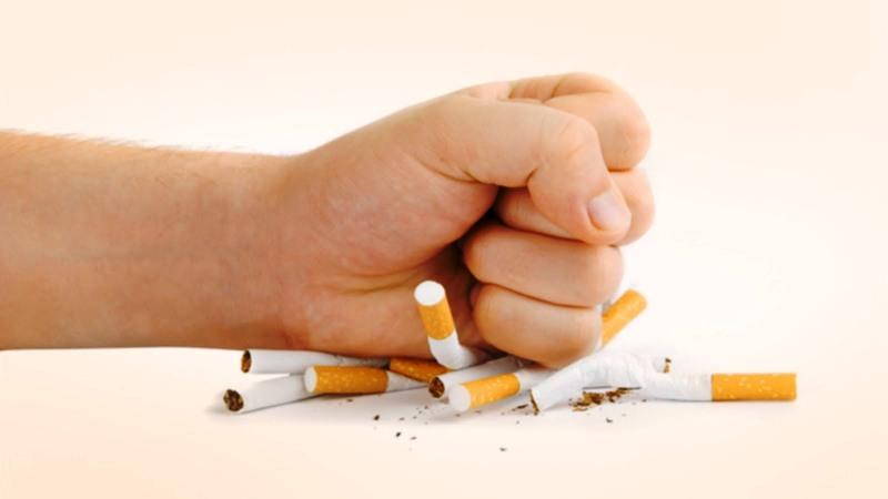 Прекращение курения