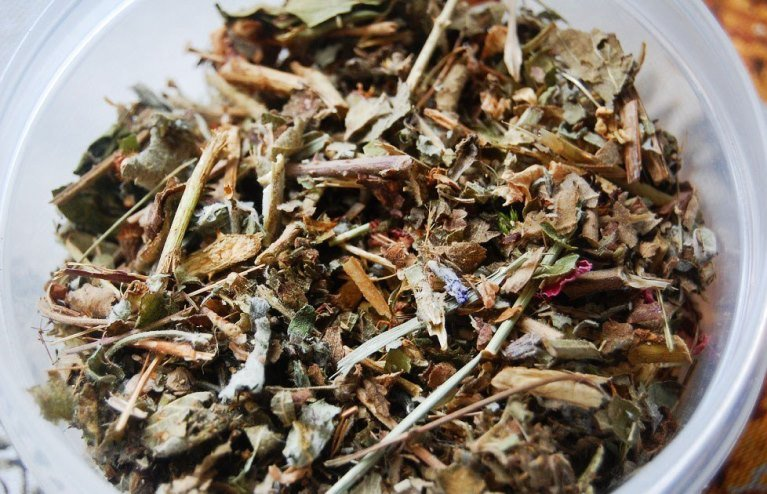 Чай при тромбофлебите, тромбозе и варикозном расширении вен