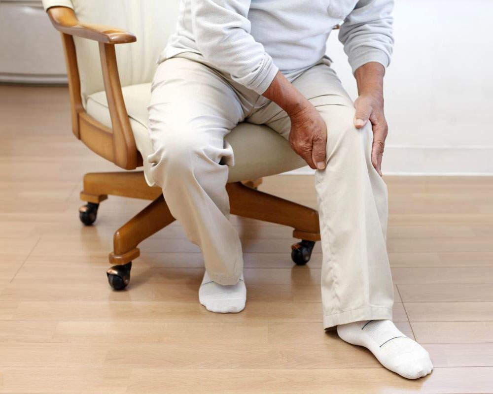 боль в ногах при остеохондрозе
